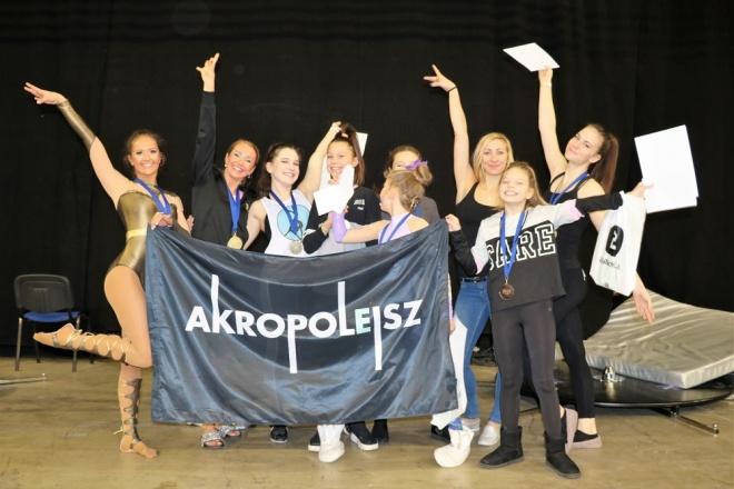 Pole & Aerial Kupa 2018.