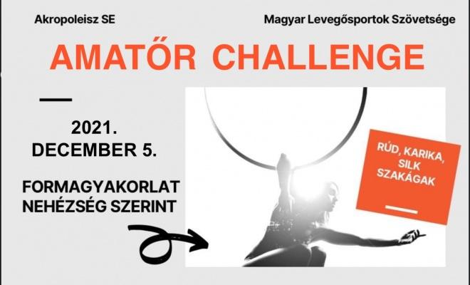 MALESZ Amatőr Online Challenge