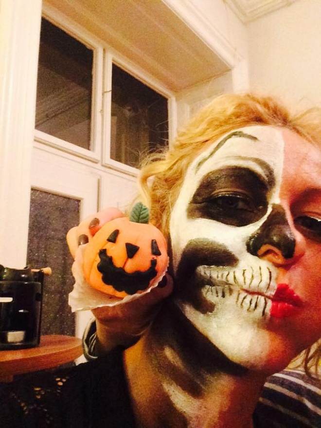 Halloween-rúdtánc